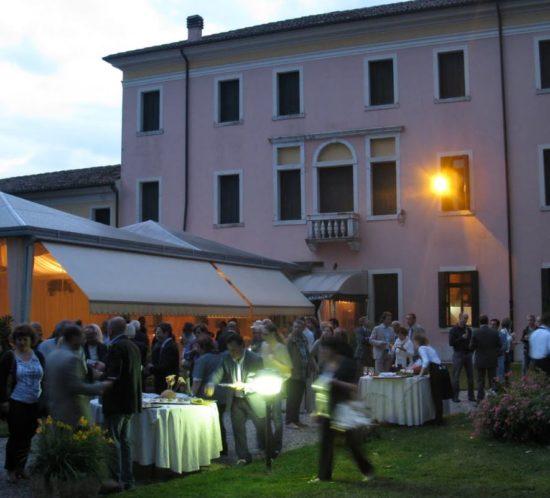 Villa Castagna Festa in Giardino
