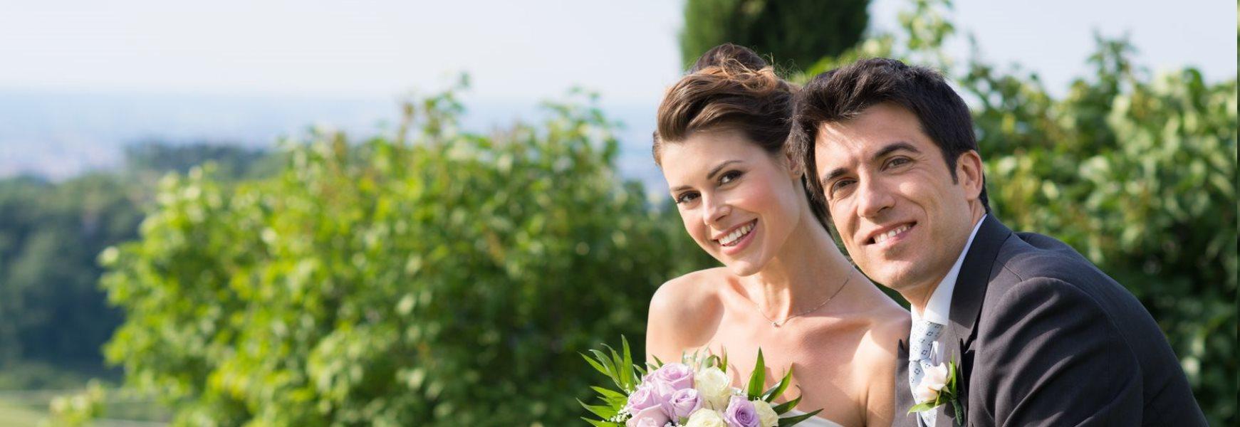 Sposa Sposo La Rocca Banchetti